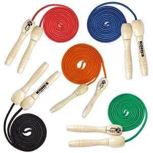 9' Wooden Handle Jump Rope