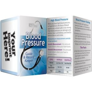 Key Points™ - Blood Pressure Guide and Record Keeper