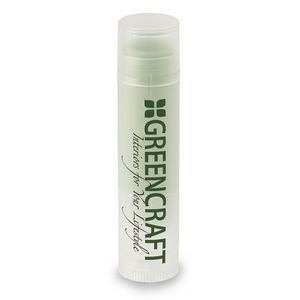 Lip Balm, Beeswax Petroleum-free, SPF 15, Clear Stick